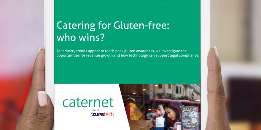 Catering for Gluten-Free: Who wins?