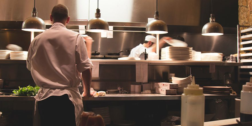 Dealing with changing costs in catering