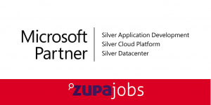 Zupa is a Microsoft Silver Partner