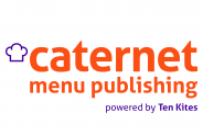 Menu publishing software