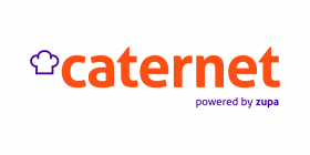 Caternet, Powered by Zupa logo