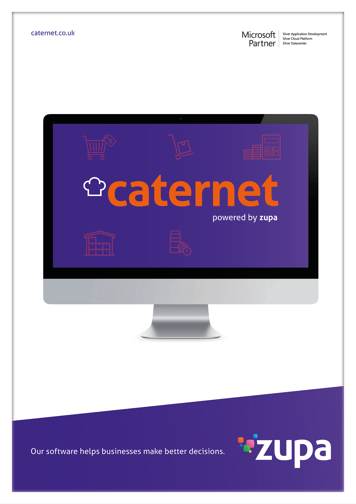 Why choose Caternet